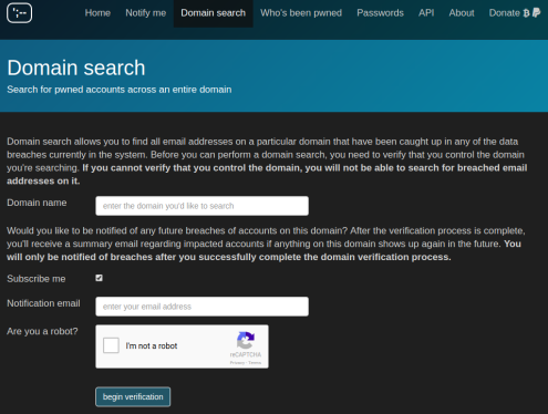 haveibeenpwned_domainsearch