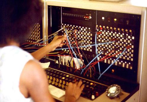 Jersey_Telecom_switchboard_and_operator